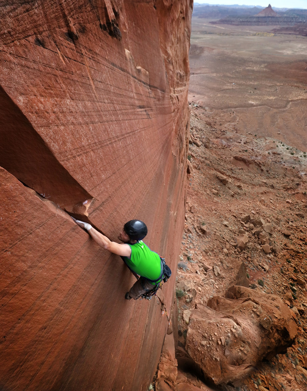 Sacred Cow Wall, Bears Ears