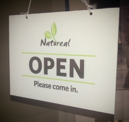 Ifyou can't make it in during our standard opening hours just call ahead and we can arrange to be here when you can come.Also, note that on rare occasions we can't keep to the schedule. If you are coming from a distance it's best to call ahead to make sure we are open.Contact us at info@naturealjunction.com or 416-767-3072. -