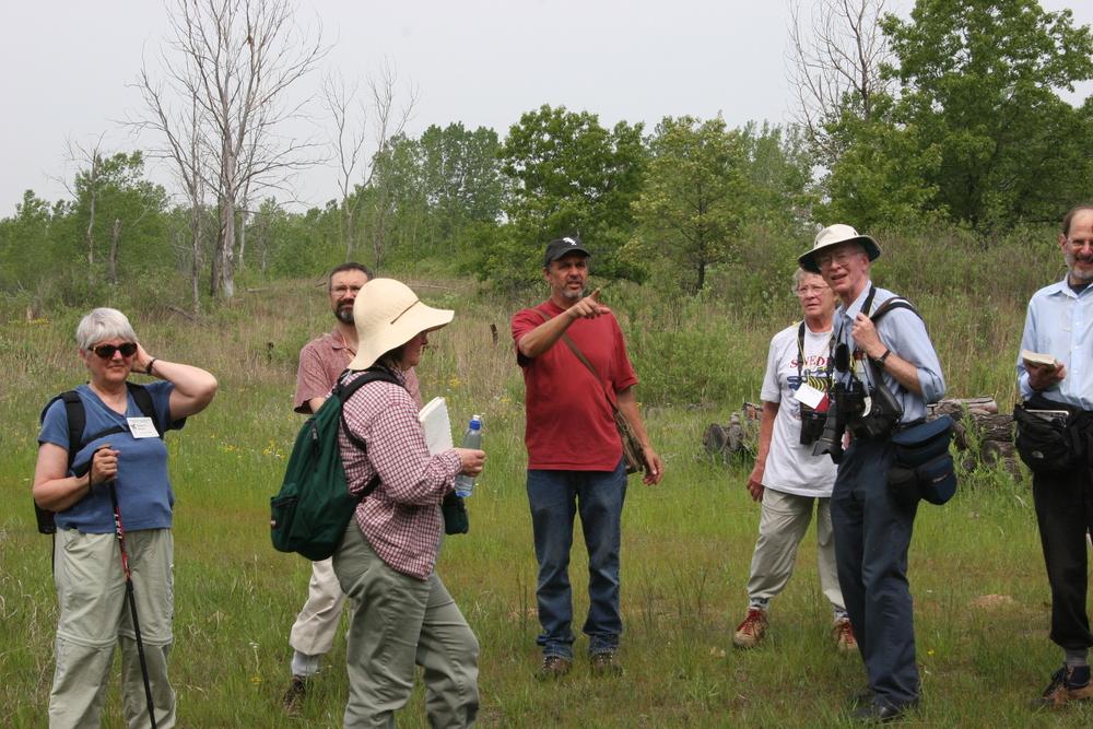 DuPont nature preserve