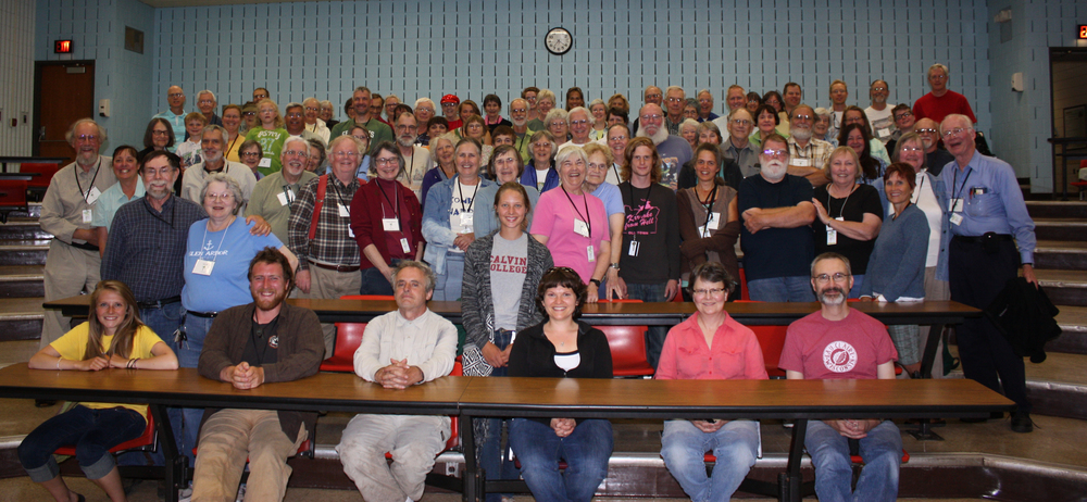 MBC Group photo at the 2014 Summer Foray in the Keweenaw Peninsula