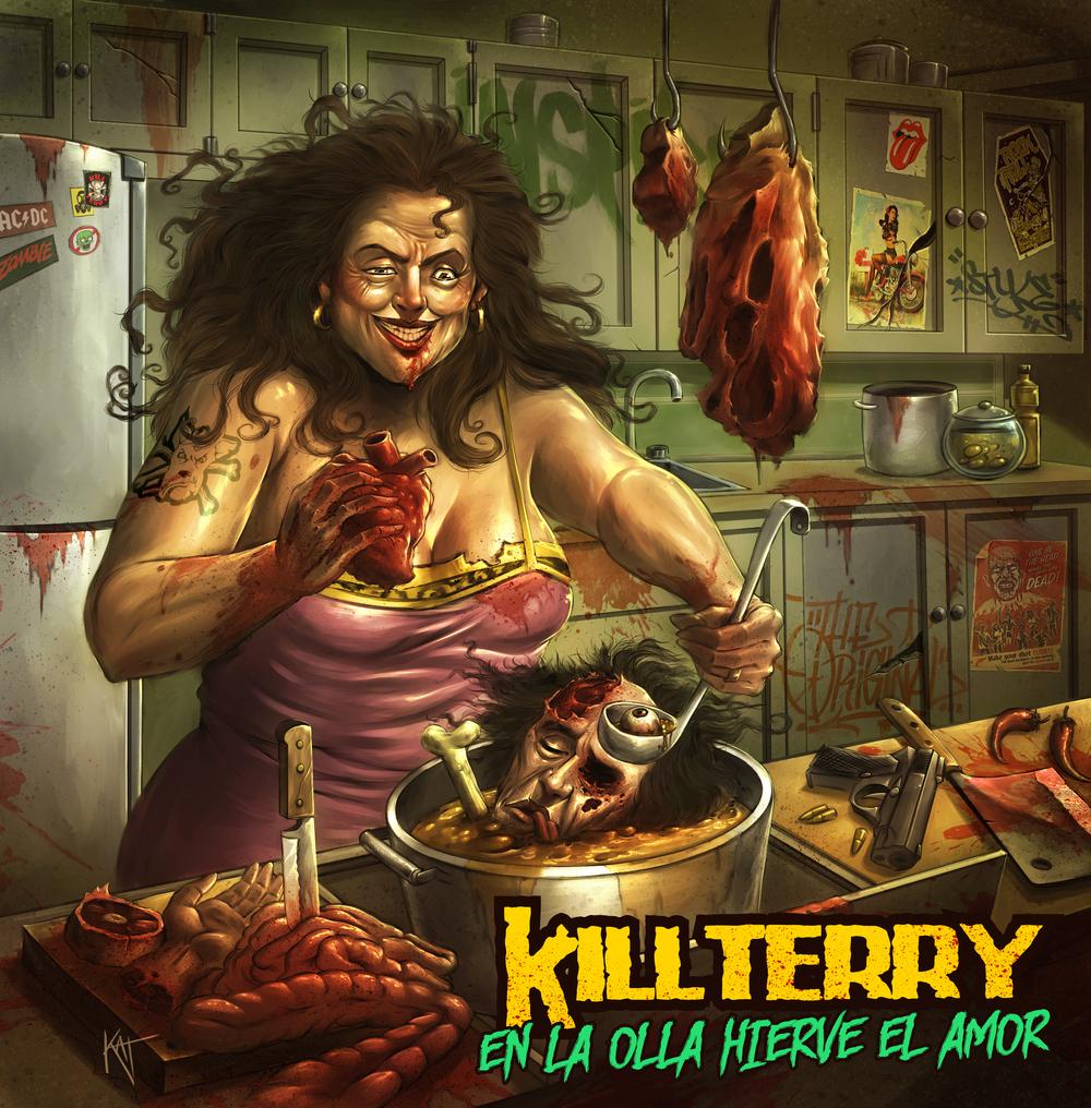 Killterry - En La Olla Hierve El Amor