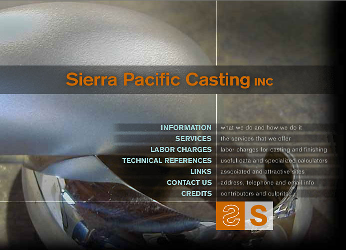 Website: Sierra Pacific Casting