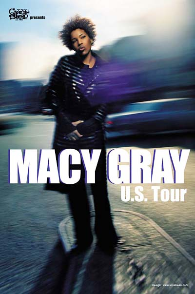 Posters: Macy Gray