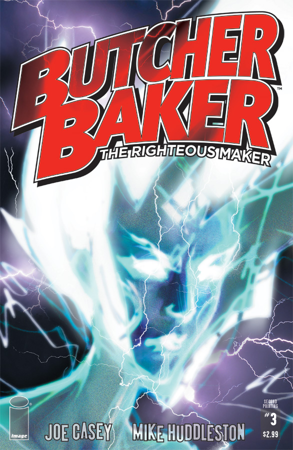 Logo: Butcher Baker The Righteous Maker (cover #3)