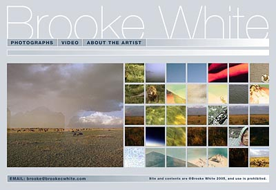 Website: Brooke White