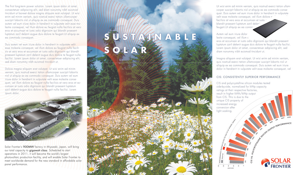 Ad campaign: Solar Energy