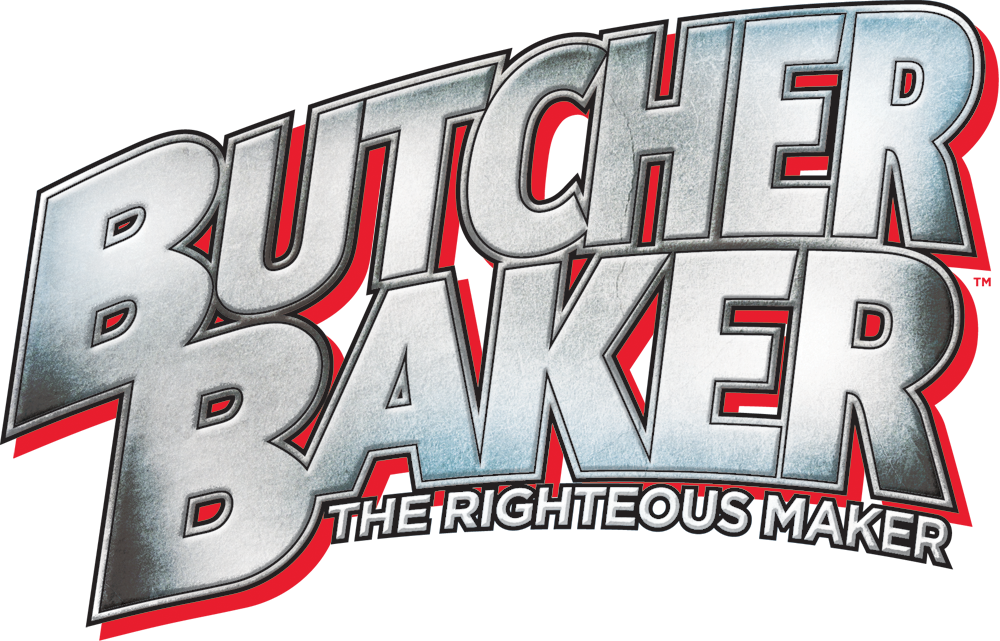 Logo: Butcher Baker The Righteous Maker