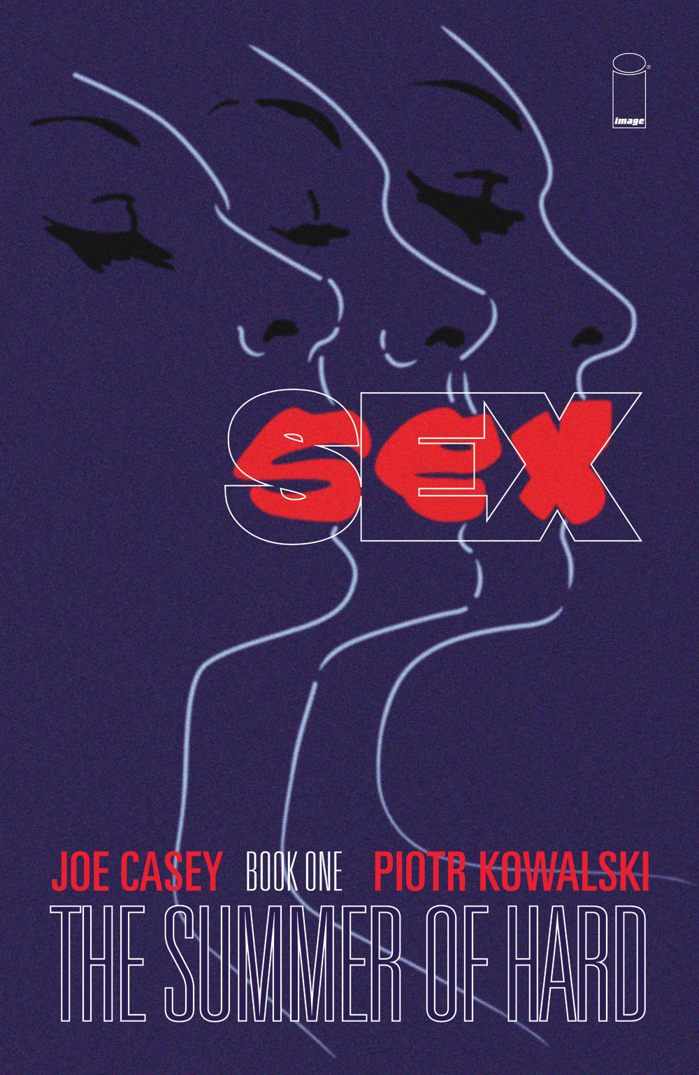 Book & Logo: Sex - Book 1, The Summer of Hard