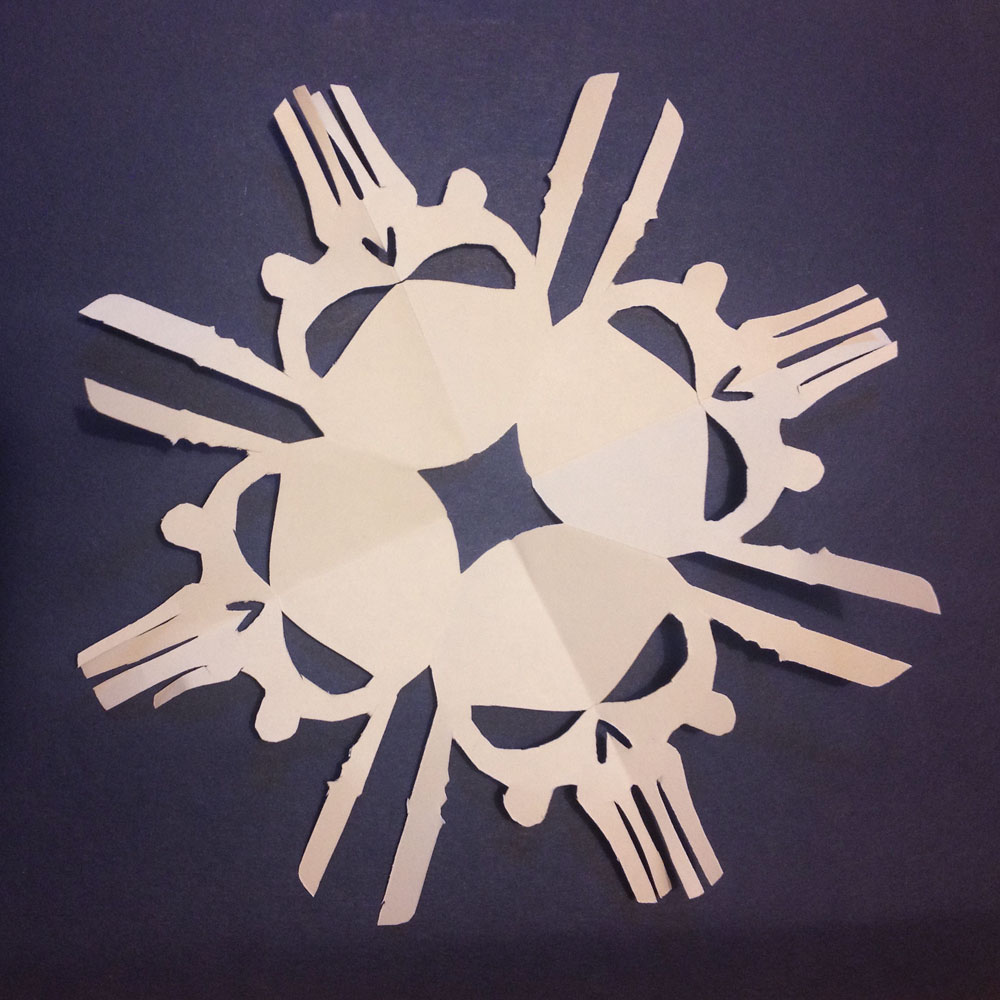 Punisher Snowflake