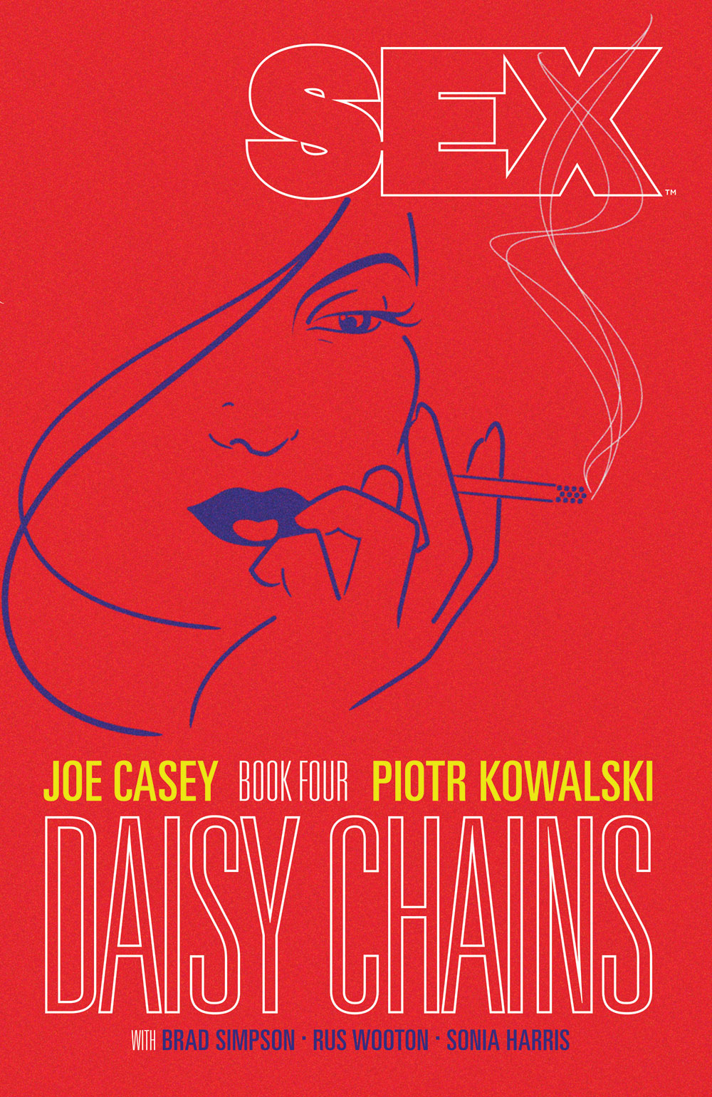 Book & Logo: Sex - Book 4, Daisy Chains
