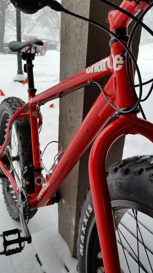 Demo Fat Bike Sale Grey Ghost Bicycles