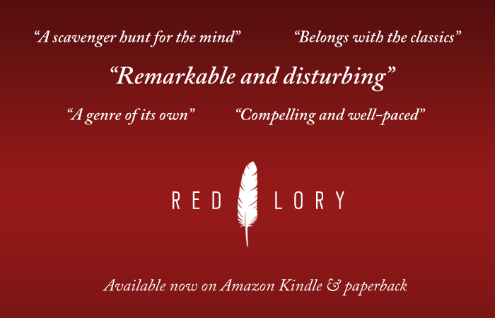 Red Lory [Kindle Edition]