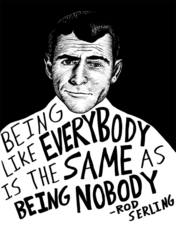 Rod Serling and the Censoring of Ourselves � Dave Newell