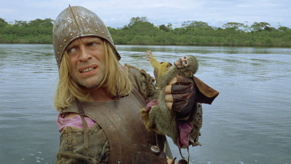 Image © Werner Herzog | Still from Aguirre, the Wrath of God