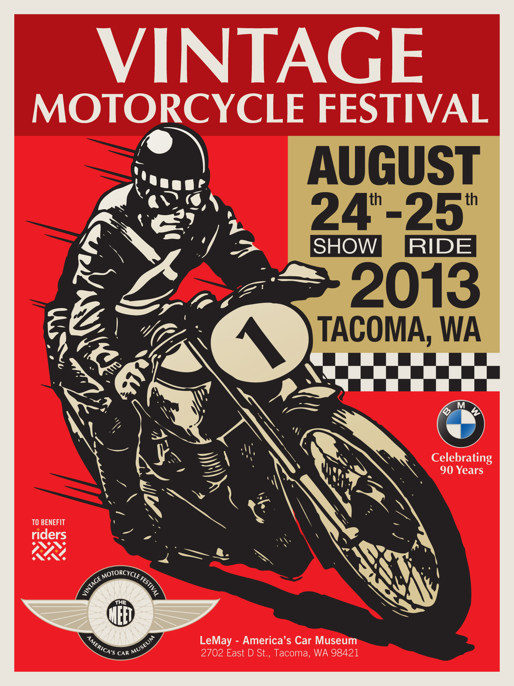 2013 Vinage Motorcycle Festival