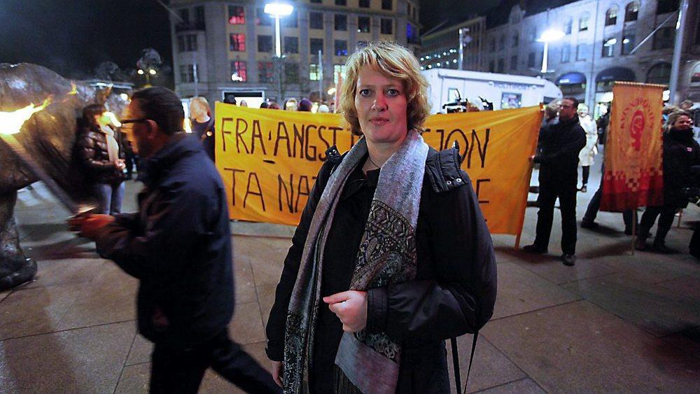 Ane Stø, Leder i Kvinnegruppa Ottar