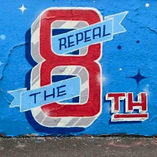 Repeal the 8th, av Con O'Brien