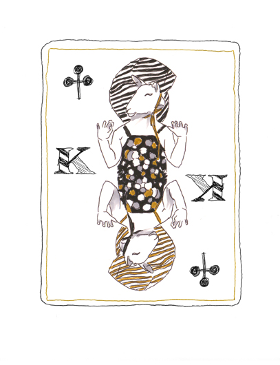 Kimberly Ellen Hall King of Clubs.jpg