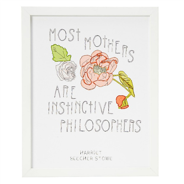 Most Mothers Are....