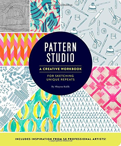 Pattern Studio - Artist Profile - Chronicle Books 2016