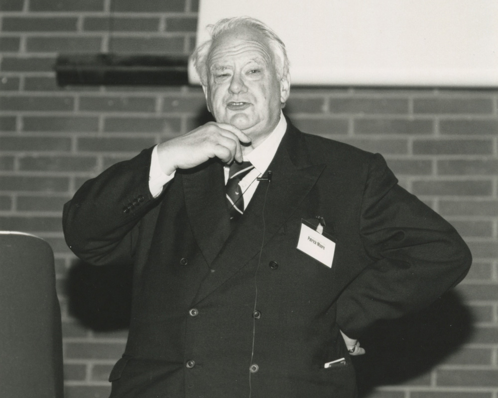 Patrick at the very first European AstroFest in 1992