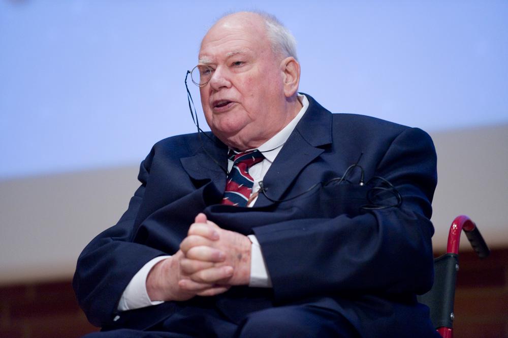 Sir Patrick Moore 1923-2012.