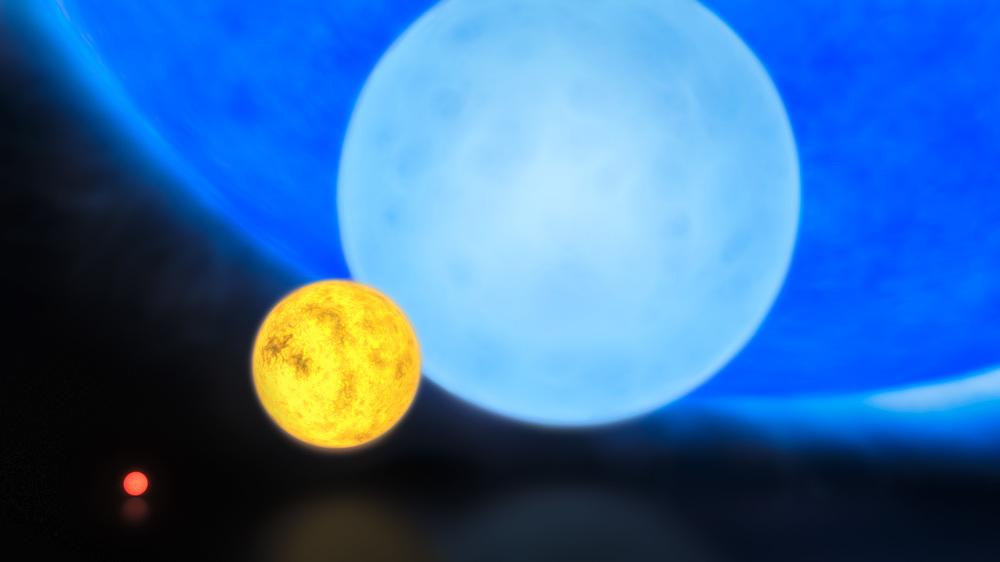 Image: ESO/M Kornmesser.