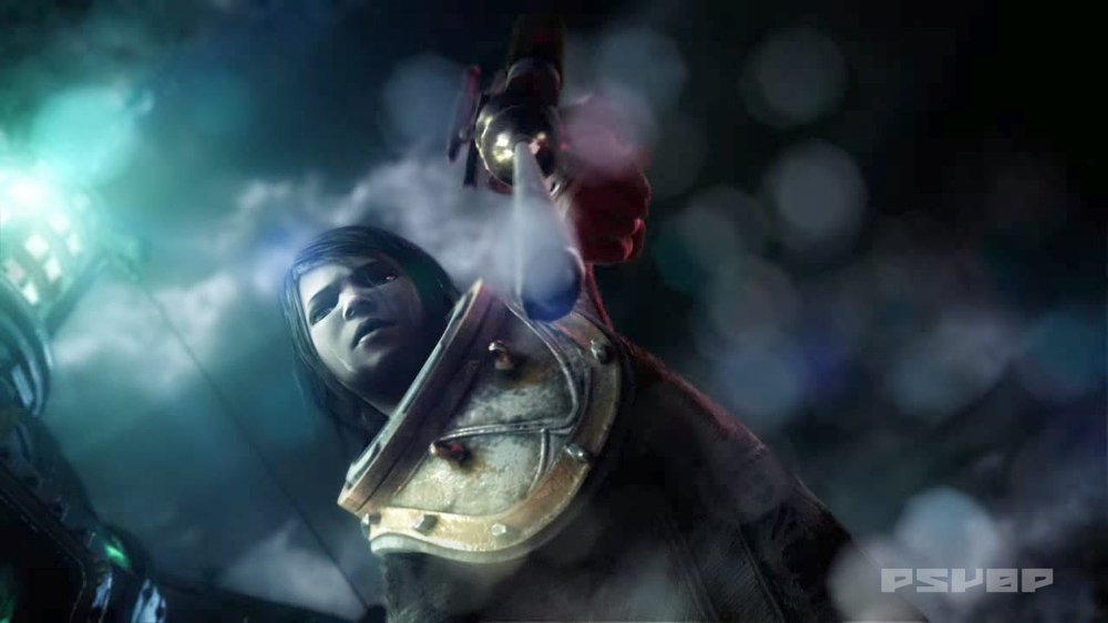 Bioshock 2: End Cinematics X4