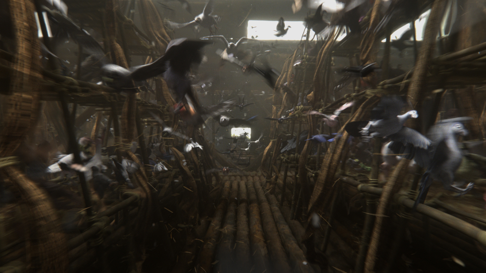 The Birds of Noah:
