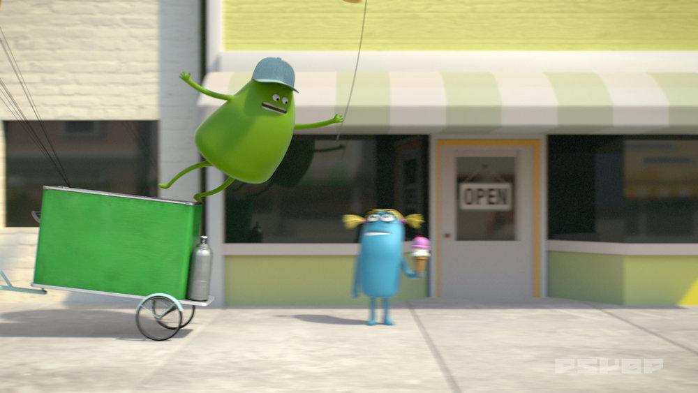 Cricket: Balloon