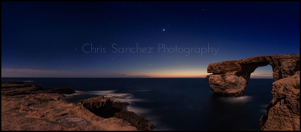 Chris Sanchez Azur Night