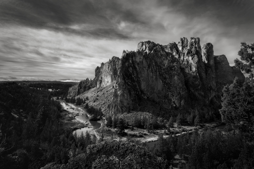 Smith Rock, Oregon                                                                                                                                                                                                     ©Chris Sanchez Photography Canon 6D, 16-35mm, 1/500, F8, ISO 160