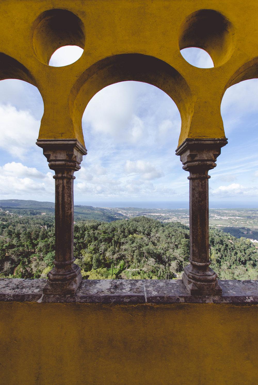 Parque e Palácio Nacional da Pena