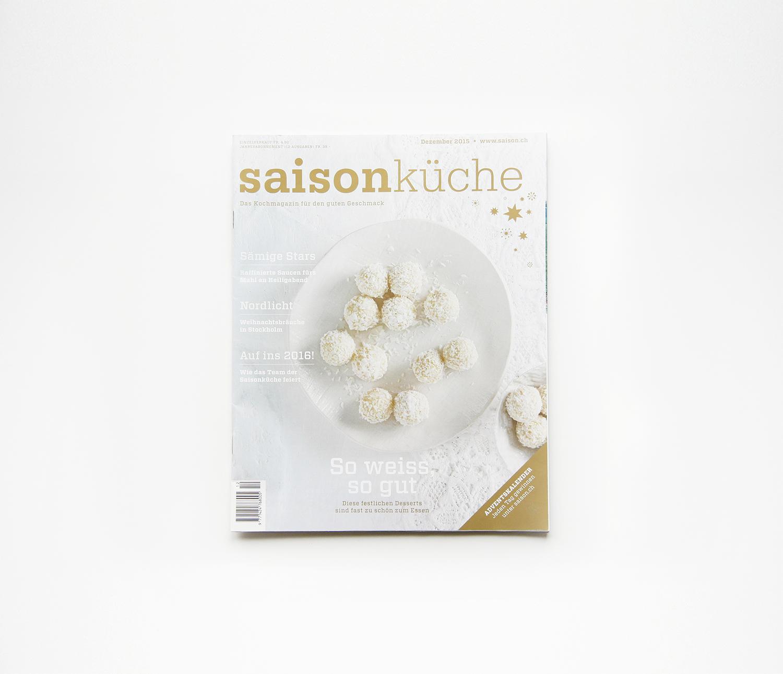 magazines ? sara zin - Saison Küche