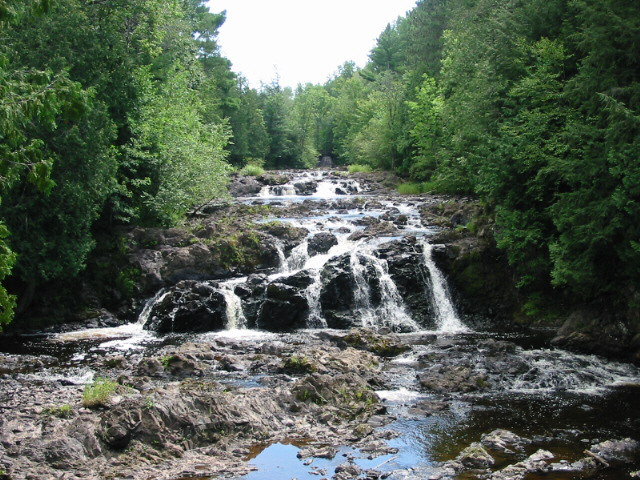 Copper Falls * Mellen, WI (45 short minutes away)