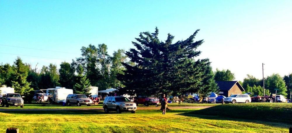 hookup camping