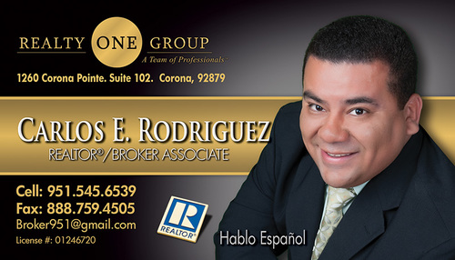 Photo Business Cards Package Vargas Creative Group Inc