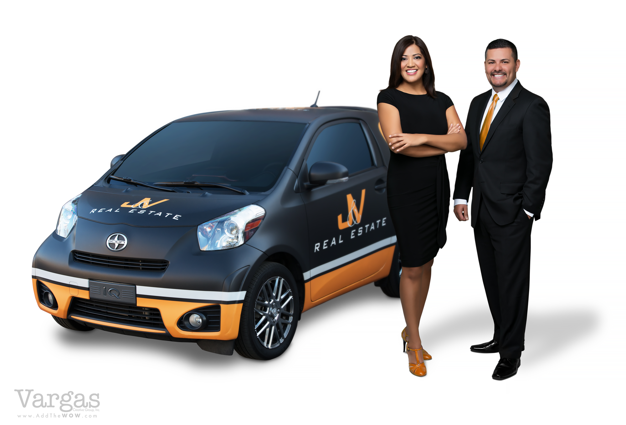Car Real Estate: Vargas Creative Group, Inc
