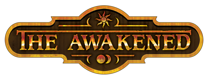 The Awakened Logo Copyright Hal Greenberg