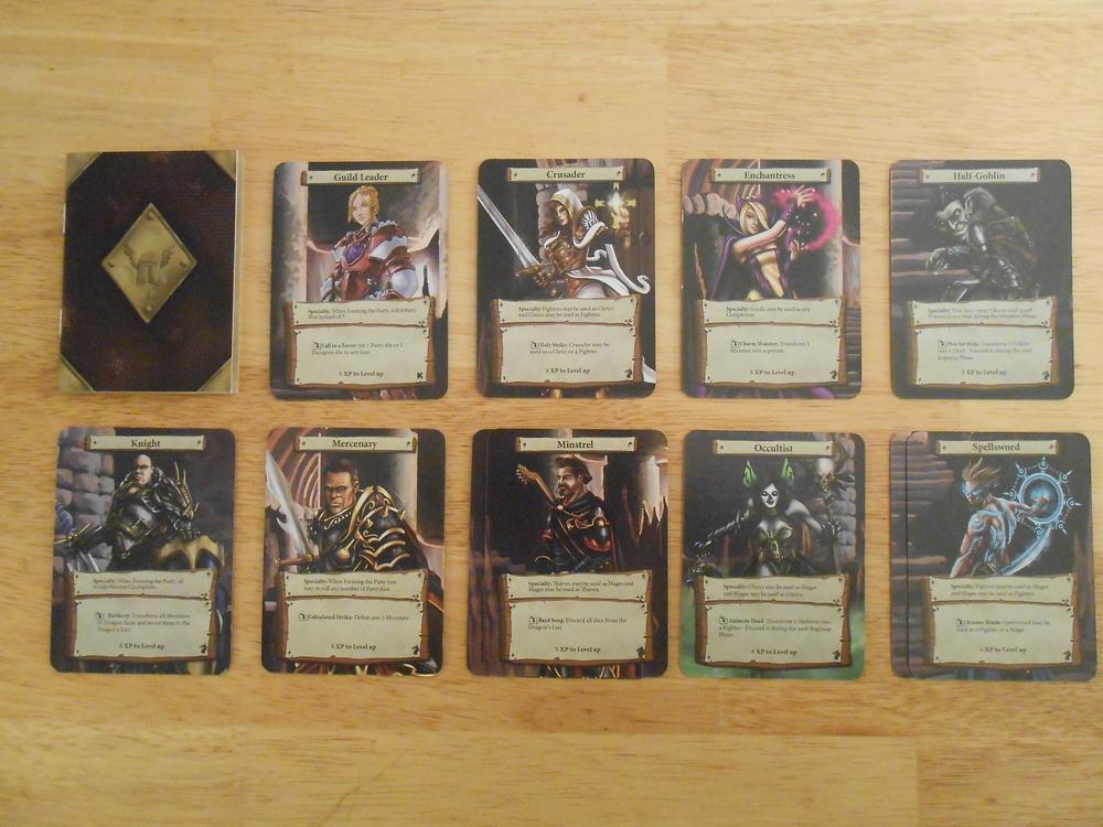 Hero Cards