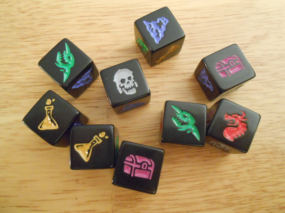 Dungeon Dice!