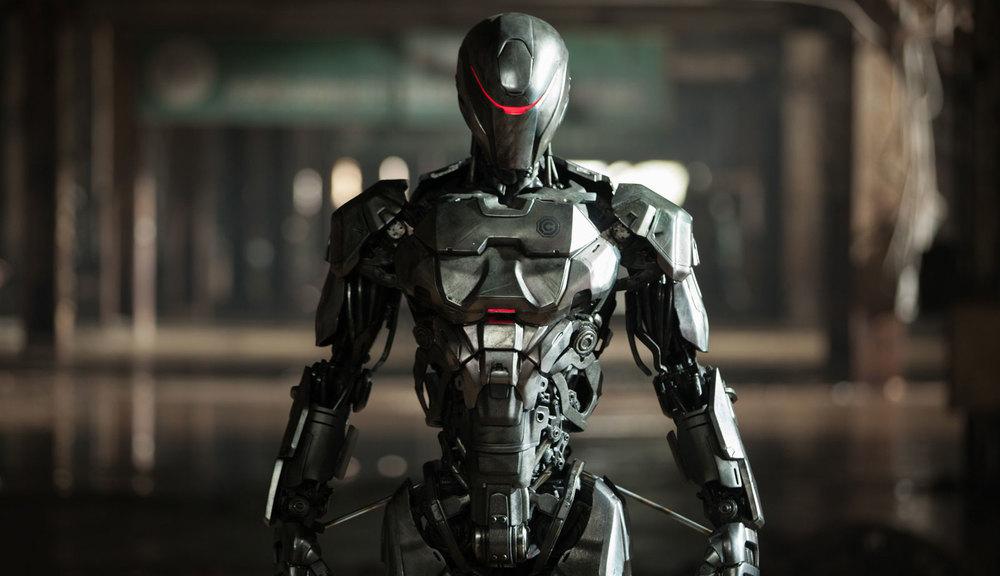 Robocop's predecessor