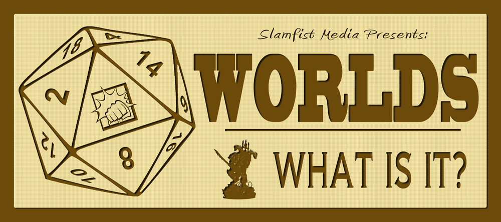 Worlds - What is it Banner