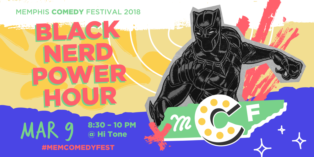 Black Nerd Power Hour - The Black Nerd Power Comedy Hour is the premier place to see amazing material from the funniest people of color around the country.Hosted by Richard Douglas Jones