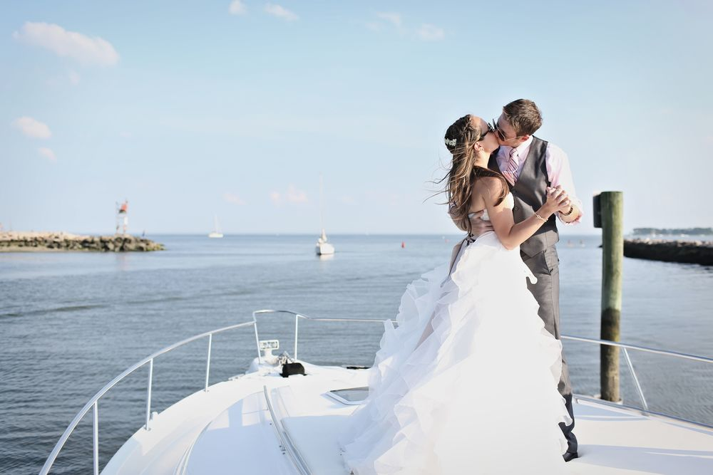 Canal street yacht club wedding