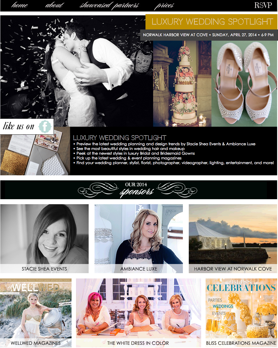 luxury vendor spotlight 2014 ct