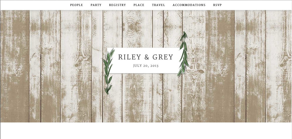 Wedding Websites Why All Engaged Couples Need One Amy