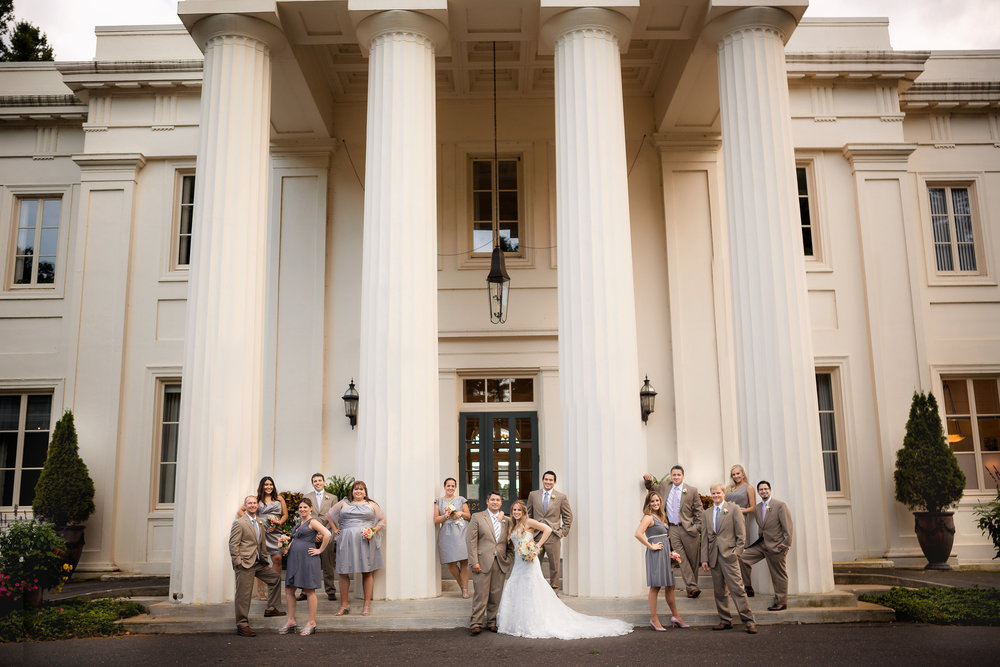 Wadsworth Mansion Wedding Middletown CT Amy Champagne Events
