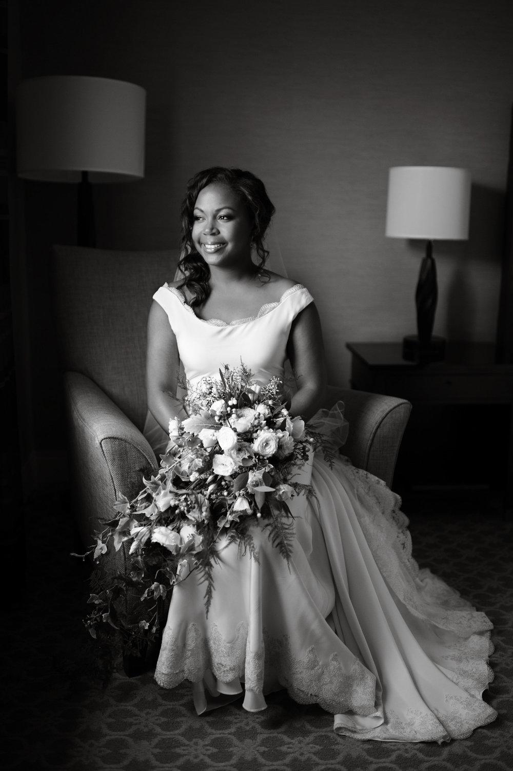 Mystic Seaport Estate Wedding Ashley Therese Photography-10BW.jpg