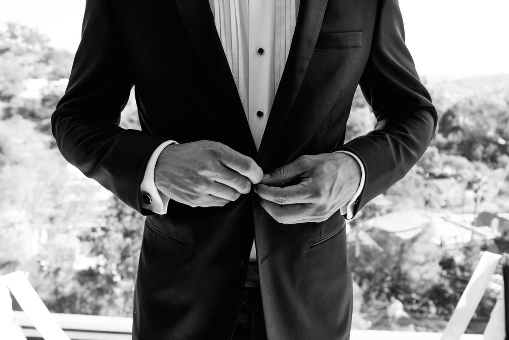 the black tux rental